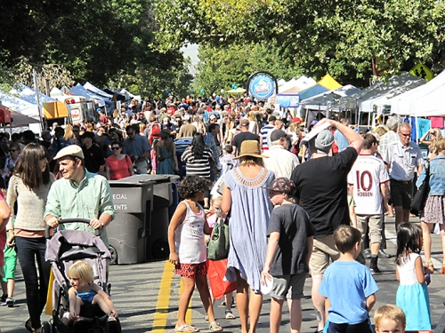 About the Avenues Street Fair